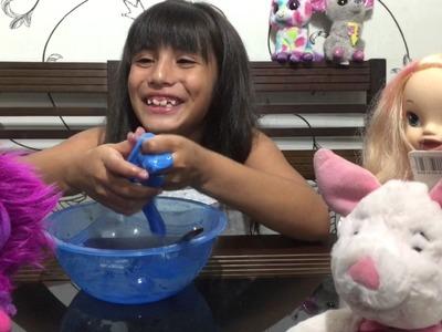 DIY- Como fazer Amoeba caseira