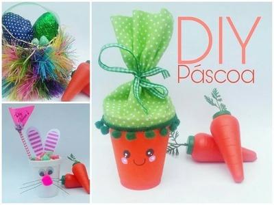 DIY Páscoa. ????3 ideias baratinhas com copos descartáveis. Easter DIY