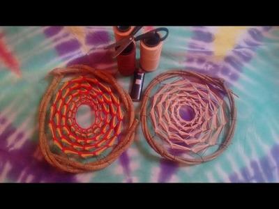 Filtro dos Sonhos Mandala Psicodélica - Tutorial 17 ( como fazer )