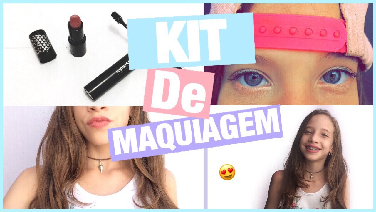 DIY Kit de Maquiagem Caseira (feat. Rafa Queiroz)