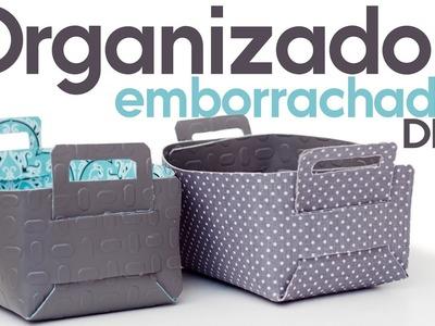 Organizador com piso de borracha - DIY |  ft. Paulo Biacchi