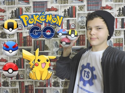Como fazer a Ultraball e a GreatBall de Pokemon GO