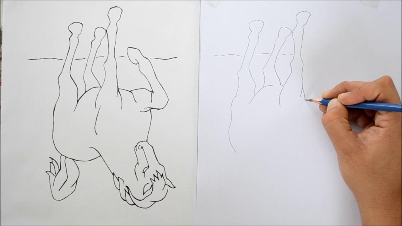 Aprender a dibujar. Ejercicio 2.