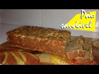 Pão sem Carboidrato Low-carb